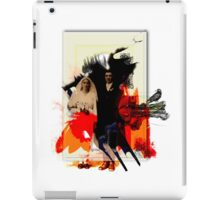 The wedding picture iPad Case/Skin