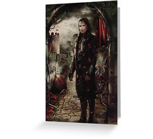 Camelot - Rumple Greeting Card