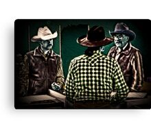 """""""Closing the Deal""""... prints and products Canvas Print"""