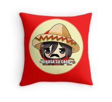 Mikasa Su Casa  Throw Pillow