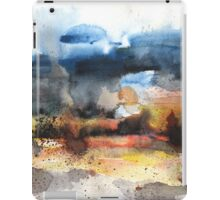 After storm iPad Case/Skin
