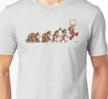 8 Bit Evolution Unisex T-Shirt