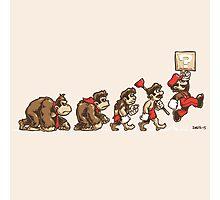 8 Bit Evolution Photographic Print