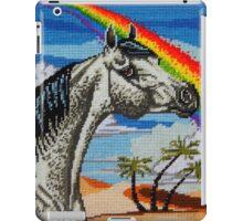 Arabian Needlepoint iPad Case/Skin