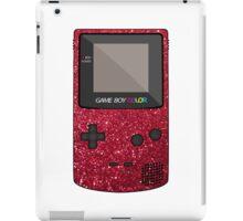 Glitter - Old School Gaming iPad Case/Skin