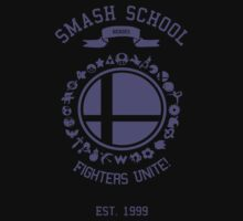 Smash School United (Purple) by Nguyen013