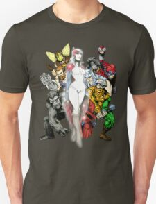 The good guys of Eternia Unisex T-Shirt