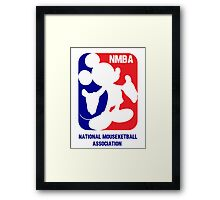 NMBA Framed Print