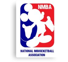 NMBA Canvas Print