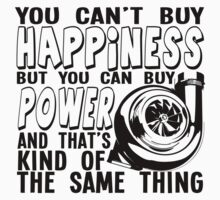 Happiness is power 2 Kids Clothes