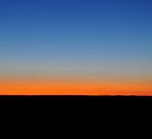 Horizontal Colours by Karina  Cooper