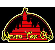 Never tool old MOUSE colors Photographic Print