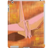 Paper Crane iPad Case/Skin