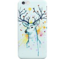 Butterfly Deer iPhone Case/Skin