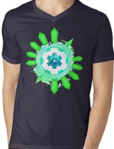 Time Gear Mens V-Neck T-Shirt
