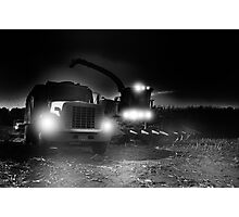 night harvest ? Photographic Print