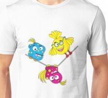 Wacky Bird Hangout Unisex T-Shirt