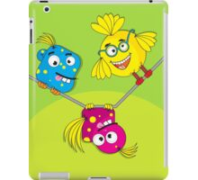 Wacky Bird Hangout iPad Case/Skin