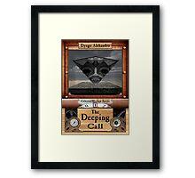 The Deeping Call Framed Print
