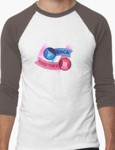 Back Together // Steven Universe Men's Baseball ¾ T-Shirt
