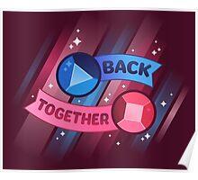 Back Together // Steven Universe Poster