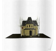 Icons - Haunted House by Pierre Blanchard Poster