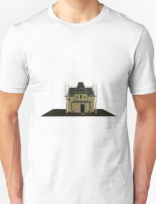 Icons - Haunted House by Pierre Blanchard T-Shirt