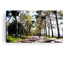 Kings Park, Perth, Western Australia Canvas Print