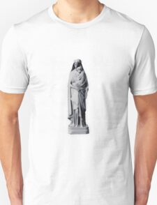 Icons - Virgin Mary and Child by Pierre Blanchard Unisex T-Shirt
