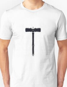 Icons - Thors Hammer by Pierre Blanchard T-Shirt