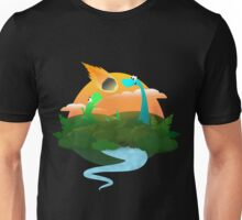 The Dinopocalypse (v2) Unisex T-Shirt