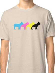 frenchie fun Classic T-Shirt