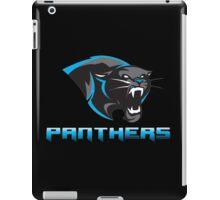 Carolina Panthers logo 3 iPad Case/Skin