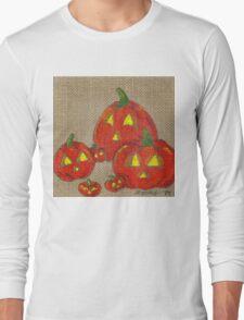 Lantern Patch Long Sleeve T-Shirt