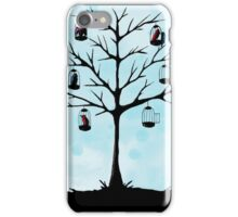 Free Birds iPhone Case/Skin