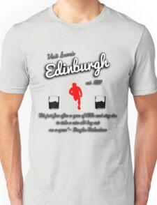 Edinburgh Tourism Unisex T-Shirt