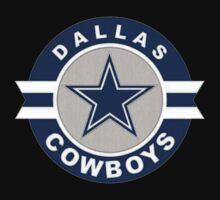 Dallas Cowboys logo 2 by NOFOLE