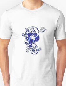 Surfin' Waves Alpha 'P' T-Shirt