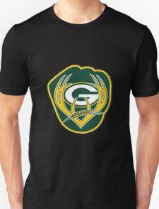 Green Bay Packers logo 2 T-Shirt