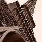 eiffel tower by DKphotoart