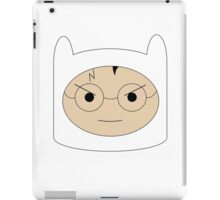 Finn Potter iPad Case/Skin