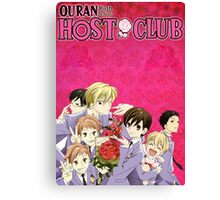 Ouran High School Host Club Canvas Print