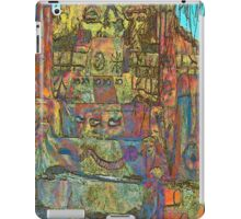 Temple to Psychedelia  iPad Case/Skin