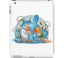 Pokemon - Mudkip - Render Cut iPad Case/Skin