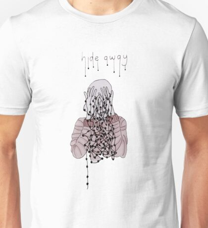 Hide away Unisex T-Shirt