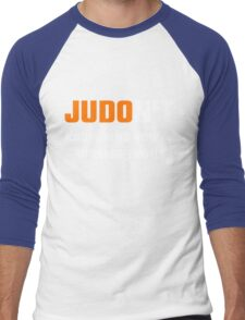 JUDOn't Know Who You're Messing With Men's Baseball ¾ T-Shirt