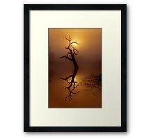 """Dawn Shroud"" Framed Print"