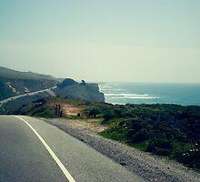 CA 1 Coast Line by Francisco Cuevas