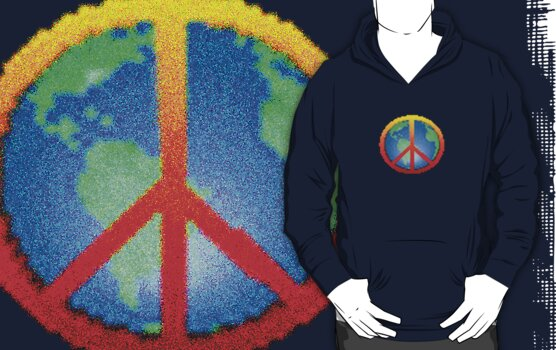 Peace Around the World by AngelinaLucia10