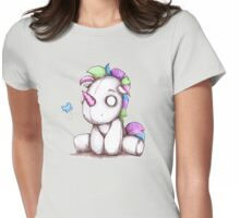 My Little Plushy Womens Fitted T-Shirt